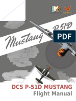 DCS-P-51D Flight Manual