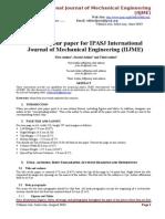 IIJME 20 October Paper Format
