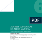 Osvaldo Coggiola, As Crises Econômicas e a Teoria Marxista (2010)