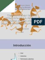 Análisis de la textura estratificada en tres números de Folksongs de Luciano Berio.