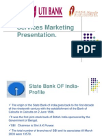 Banking - Services Marketing