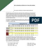 El precio de la vivienda en Dénia en el mes de octubre de 2014