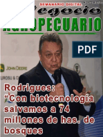 NEGOCIO AGROPECUARIO - N 8 - 18 03 13 - PARAGUAY - PORTALGUARANI