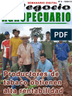 NEGOCIO AGROPECUARIO - N 9 - 15 04 13 - PARAGUAY - PORTALGUARANI
