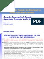 A Produção do Álcool e do Biodiesel no Brasil e no Rio de Janeiro.ppt