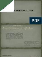 ETICA EXISTENCIALISTA