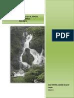 Informe de uso de suelos