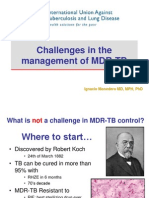 The Challenge of MDR-TB