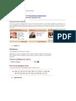 How to Access Gartner Intraweb
