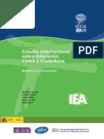 2010 Estudio Internacional Sobre Educacion Civica y Ciudadana 2010