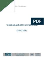 La Qualita Negli Appalti Pubblici Nuove Regole Per Gli OdC