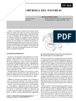 Anatomia Quirurgica Del Pancreas