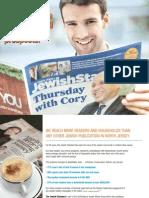 Jewish Standard 2015 Media Kit