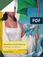 DESAFIOS MATEMATICOS 5TO