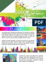 Psicologia Del Color en Arquitectura
