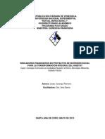 Correcciones Indicadores Financieros Mayo 2013