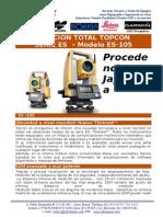 Esp. Tec. Et Serie Es- 105 - Amc Nº 023 Uni Nac Huancavelica