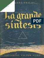 La Gran Sintesis-Pietro Ubaldi