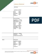 Lista de Materiais (4)