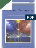 Swami Niranjananda Saraswati - Prana and Pranayama