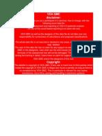 VDA 63 Auditbericht VersR9 P3 Ext Engl