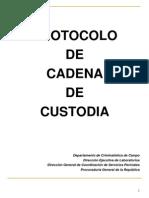 86983288 PROTOCOLO Cadena de Custodia