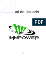 Manual Curso Immpower