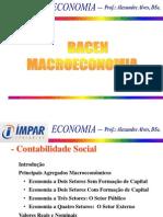 Macroeconomia - Aulas