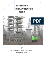 Substation Design Application