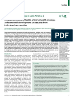 Social Determinants and Latin American Countries
