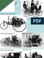 History of Mercedes Benz