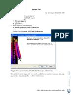 Pengantar awal installasi Merancang Web ( PHP,Apache,Mysql,PHP Maker)