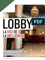 Lobby. La voz de la influencia