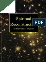 Spiritual Reconstruction