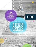 "Center for Youth Wellness' ""Hidden Crisis"