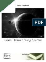 Yusof Qardhawi - Islam Dakwah Yang Syumul
