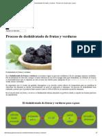 Deshidratado de frutas y verduras - Proceso de secado paso a paso.pdf