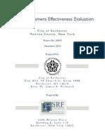 Evaluation of Red Light Cameras Final Report Rev 11-07-14