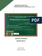 Colóquio Docência e Diversidade Na Educação Básica_eixo 4