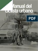 Manual Ciclista Urbano 2014