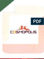 Cosmopolis Brochure