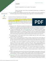 Fórmulas en Español