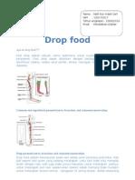 Drop food