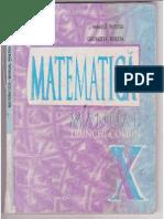 Matematica Clasa X-A