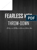 Fearless Mens Throw Down eBook