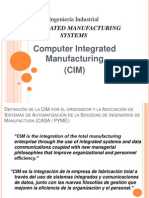 Computer Integrated Manufacturing 2