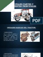 Principales Partes y Componentes Principales Tractores