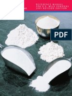 Reference Manual for US Milk Powders (USDEC 2005)