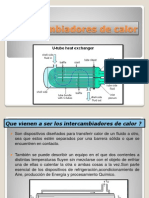 Intercambiadores de Calor Ppt