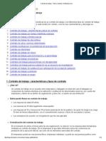 Contrato de Trabajo - Tipos y Modelos_ DonEmpleo